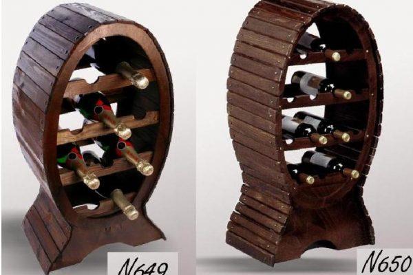 Expozitoare vin, Expozitoare sampanie 10 sticle